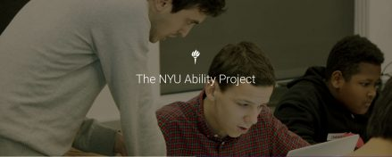 The NYU Ability Project
