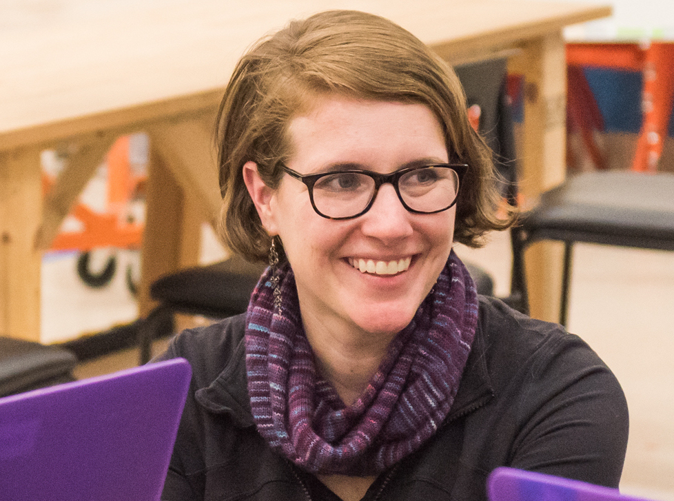 Amy Hurst Professor at IDM and director of NYU Ability project