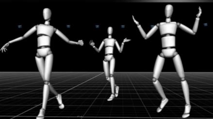 Bodies in Motion Showcase
