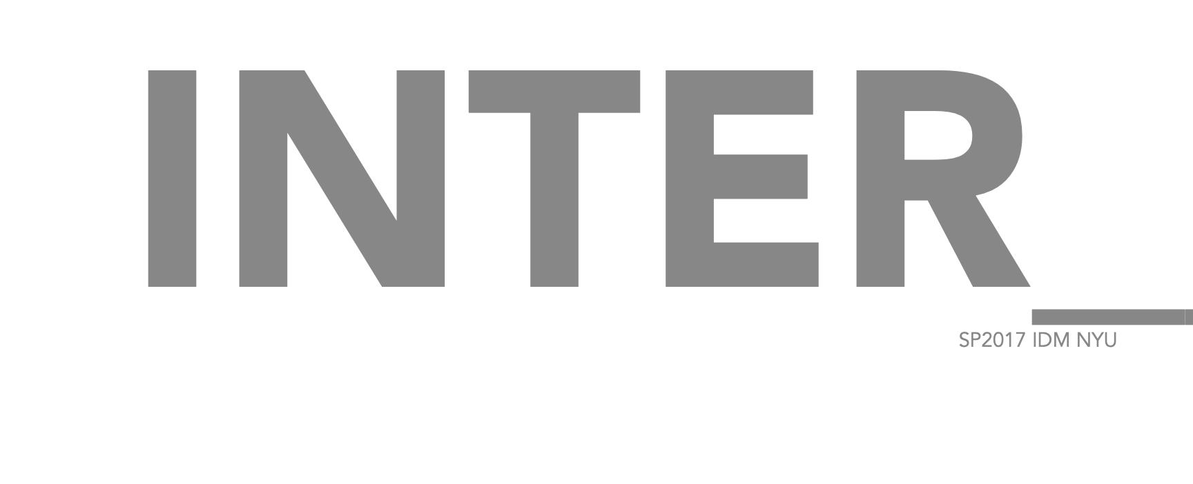 Inter_ Spring 2017