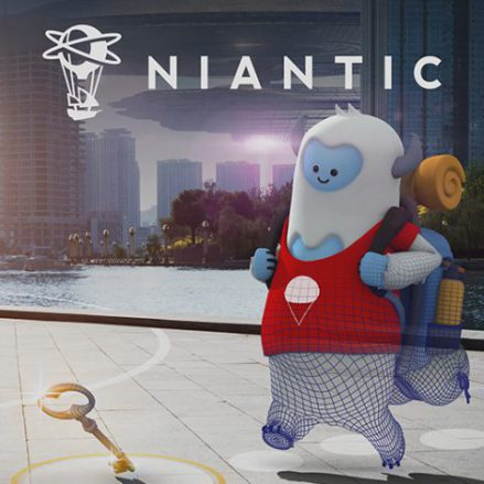 NYU IDM Grad Adlan Ramly announced as a Finalist for Niantic's Beyond Reality Competition!