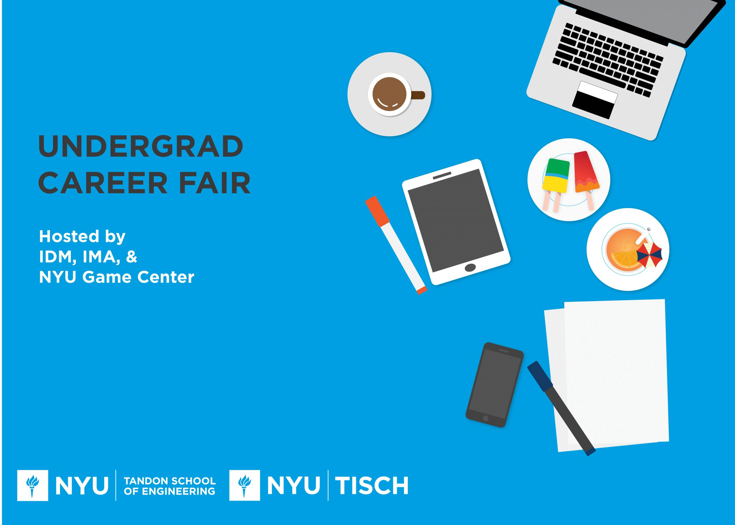 IDM/IMA/Tisch Games Undergrad Career Fair