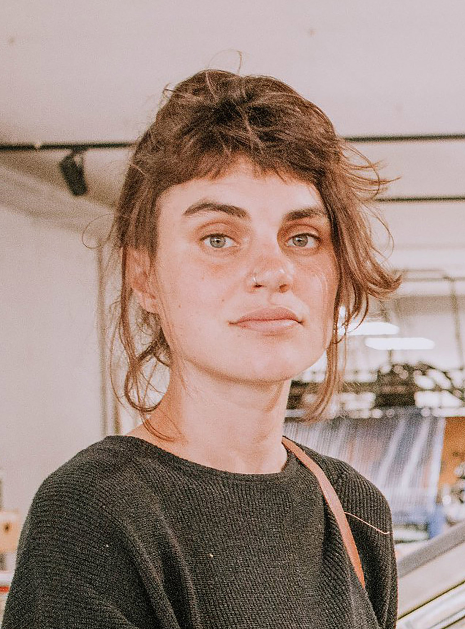Charlotte Biszewski, IDM Artist in Residence