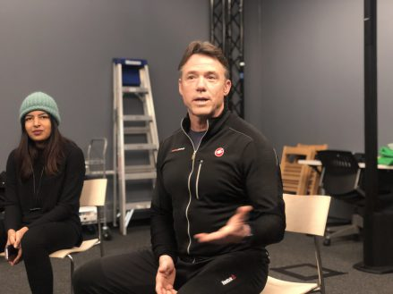 Special Workshop by Terry Notary